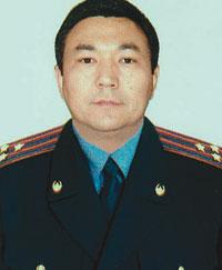 Ahmetzhanov